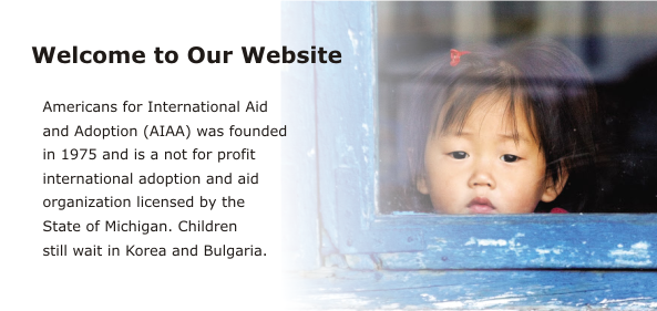 Americans for Internation Aid and Adoption